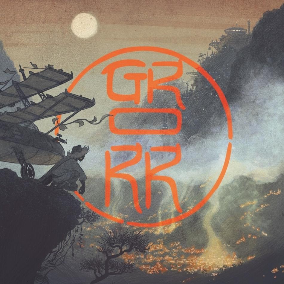 Grorr - Ddulden's Last Flight (LP)