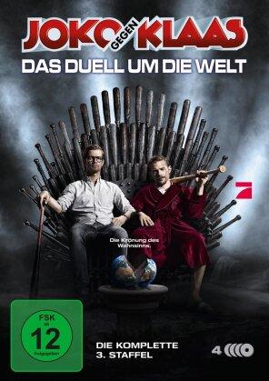 Joko gegen Klaas - Das Duell um die Welt - Staffel 3 (4 DVDs)