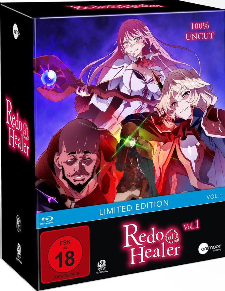 Redo of Healer - Vol. 1 (Limited Edition, Uncut)