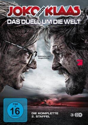 Joko gegen Klaas - Das Duell um die Welt - Staffel 2 (3 DVDs)