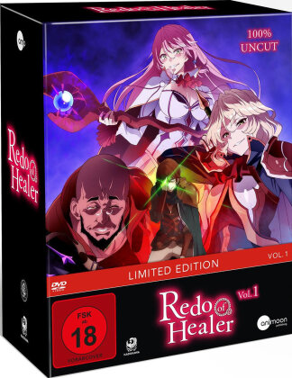Redo of Healer - Vol. 1 (Limited Edition, Uncut)