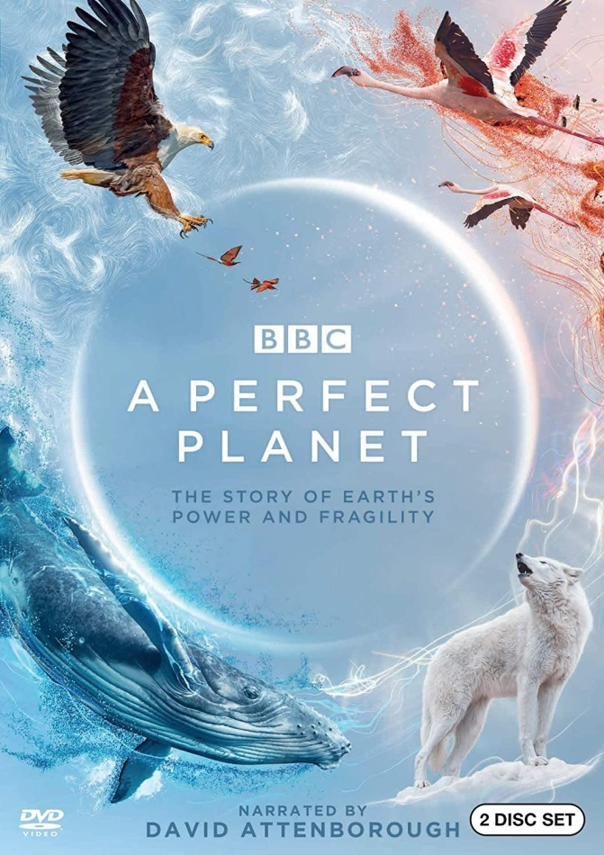A Perfect Planet (BBC, 2 DVDs)