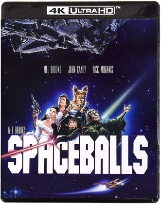 Spaceballs (1987) (4K Ultra HD + Blu-ray)