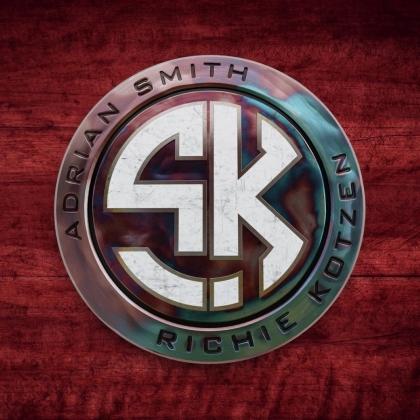 Adrian Smith (Iron Maiden) & Richie Kotzen (Winery Dogs) - Smith/Kotzen (Limited Edition, Colored, LP)