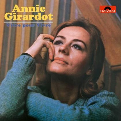 Annie Girardot - Vivre Pour Vivre (2021 Reissue, LP)