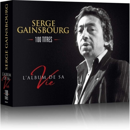 Serge Gainsbourg - L'album De Sa Vie (5 CDs)