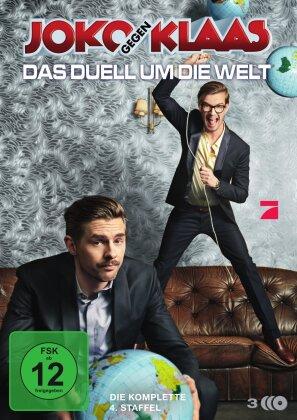 Joko gegen Klaas - Das Duell um die Welt - Staffel 4 (3 DVDs)