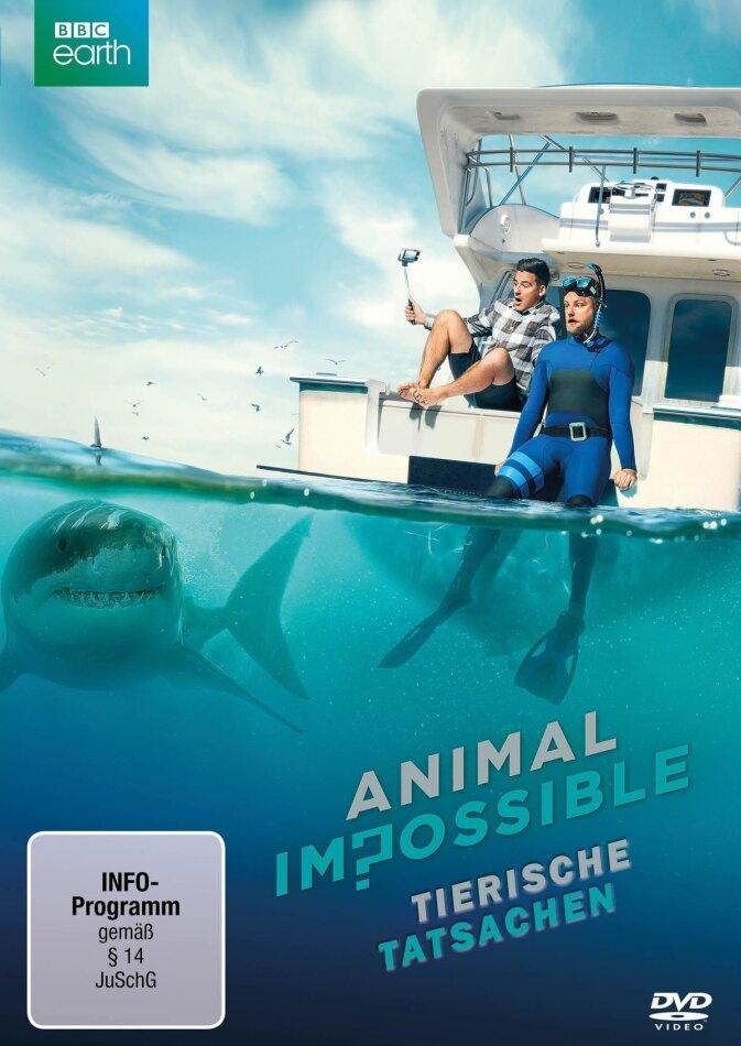 Animal Impossible - Tierische Tatsachen (BBC, 3 DVDs)