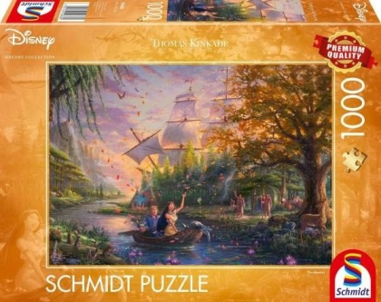 Thomas Kinkade: Disney Pocahontas - 1000 Teile Puzzle