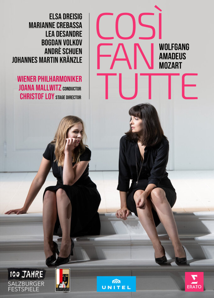 Elsa Dreisig, Marianne Crebassa & Lea Desandre - Cosi fan tutte