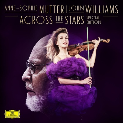 Anne-Sophie Mutter & John Williams (*1932) (Komponist/Dirigent) - Across The Stars (Special Edition, LP)