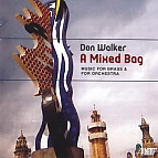 Don Walker - A Mixed Bag - Music For Brass And Orchestra