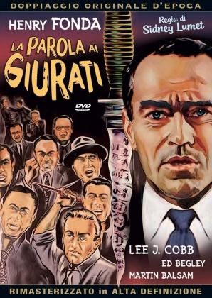 La parola ai giurati (1957) (Doppiaggio Originale D'epoca, HD-Remastered, n/b, Riedizione)