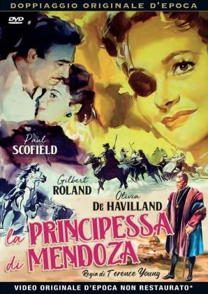 La principessa di Mendoza (1955) (Rare Movies Collection, Doppiaggio Originale D'epoca)