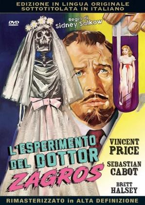 L'esperimento del dottor Zagros (1963) (Original Movies Collection, HD-Remastered)
