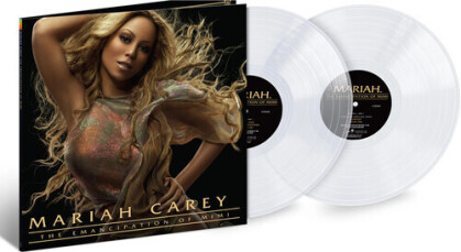 Mariah Carey - Emancipation Of Mimi (2020 Reissue, Limited Edition, Clear Vinyl, 2 LPs)
