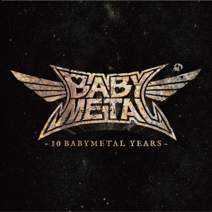Babymetal - 10 Babymetal Years (Earmusic, Digipack)