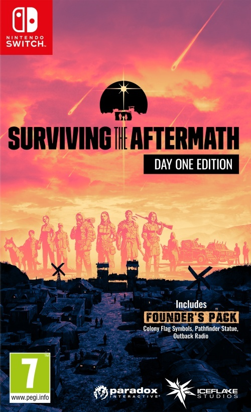 Surviving the Aftermath (Day One Edition)