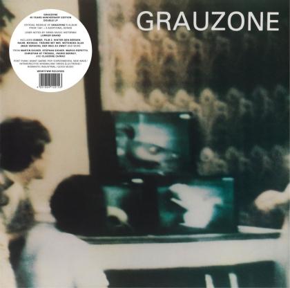 Grauzone - --- (2021 Reissue, 40th Anniversary Edition, 2 LPs)