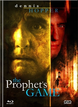 The Prophet's Game - Im Netz des Todes (2000) (Cover C, Edizione Limitata, Mediabook, 4K Ultra HD + Blu-ray + DVD)