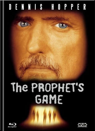 The Prophet's Game - Im Netz des Todes (2000) (Cover D, Edizione Limitata, Mediabook, 4K Ultra HD + Blu-ray + DVD)