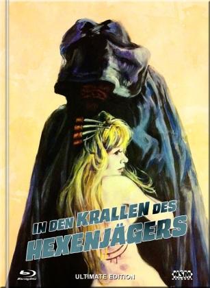 In den Krallen des Hexenjägers (1971) (Cover E, Limited Edition, Mediabook, 4K Ultra HD + Blu-ray + DVD)