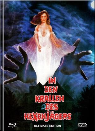 In den Krallen des Hexenjägers (1971) (Cover H, Limited Edition, Mediabook, 4K Ultra HD + Blu-ray + DVD)