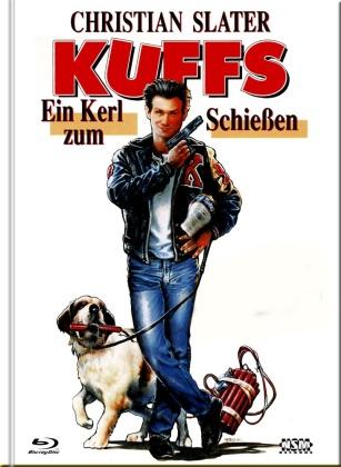 Kuffs - Ein Kerl zum Schiessen (1992) (Cover A, Limited Edition, Mediabook, Blu-ray + DVD)