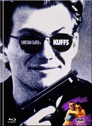 Kuffs - Ein Kerl zum Schiessen (1992) (Cover B, Limited Edition, Mediabook, Blu-ray + DVD)