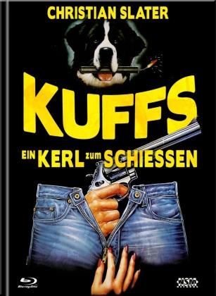 Kuffs - Ein Kerl zum Schiessen (1992) (Cover C, Limited Edition, Mediabook, Blu-ray + DVD)