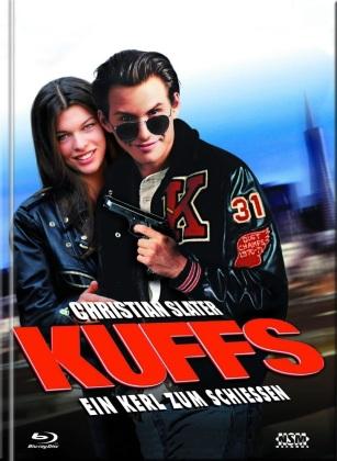 Kuffs - Ein Kerl zum Schiessen (1992) (Cover D, Limited Edition, Mediabook, Blu-ray + DVD)