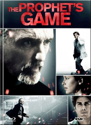 The Prophet's Game - Im Netz des Todes (2000) (Cover B, Limited Edition, Mediabook, 4K Ultra HD + Blu-ray + DVD)