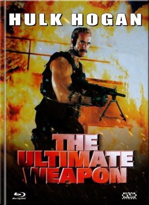The Ultimate Weapon (1998) (Cover C, Limited Edition, Mediabook, Blu-ray + DVD)