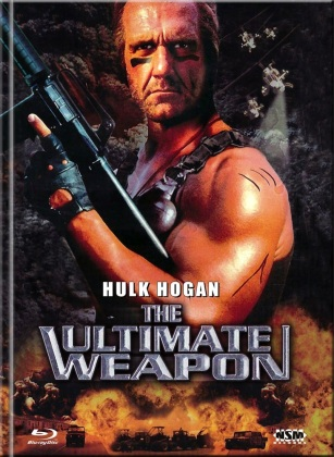 The Ultimate Weapon (1998) (Cover D, Limited Edition, Mediabook, Blu-ray + DVD)