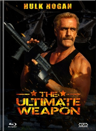 The Ultimate Weapon (1998) (Cover E, Limited Edition, Mediabook, Blu-ray + DVD)