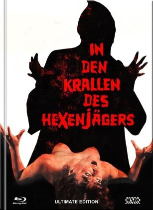 In den Krallen des Hexenjägers (1971) (Cover A, Limited Edition, Mediabook, 4K Ultra HD + Blu-ray + DVD)