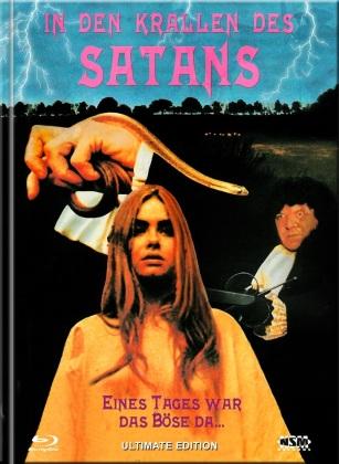 In den Krallen des Satans (1971) (Cover D, Limited Edition, Mediabook, 4K Ultra HD + Blu-ray + DVD)