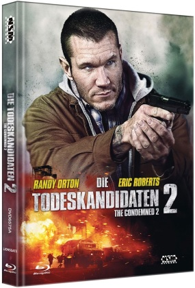 Die Todeskandidaten 2 (2015) (Cover A, Limited Edition, Mediabook, Blu-ray + DVD)