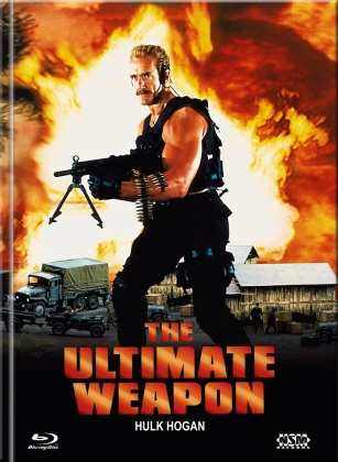 The Ultimate Weapon (1998) (Cover A, Limited Edition, Mediabook, Blu-ray + DVD)