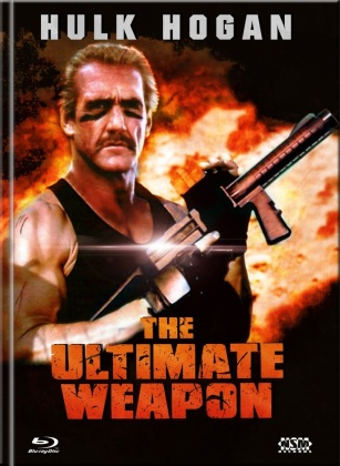 The Ultimate Weapon (1998) (Cover B, Limited Edition, Mediabook, Blu-ray + DVD)
