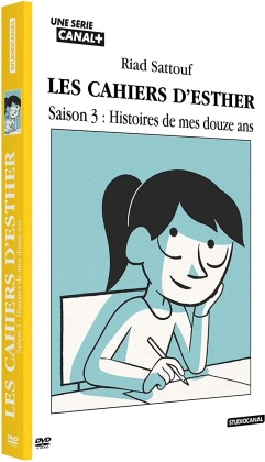 Les Cahiers d'Esther - Saison 3 : Histoires de mes douze ans