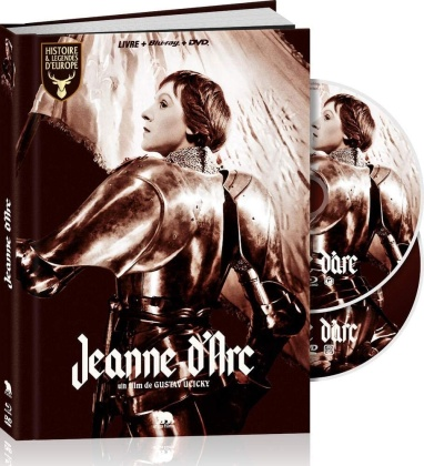 Jeanne d'Arc (1935) (Limited Edition, Blu-ray + DVD + Buch)