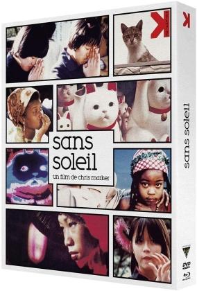 Sans soleil (1983) (Blu-ray + DVD + Buch)