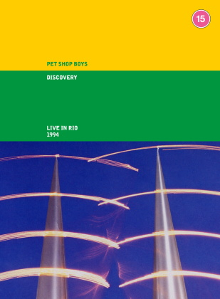 Pet Shop Boys - Discovery (Live In Rio) (2 CDs + DVD)