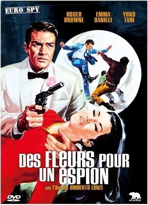 Des fleurs pour un espion (1966)