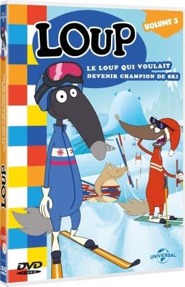 Loup - Vol. 3 - Le loup qui voulait devenir champion de ski