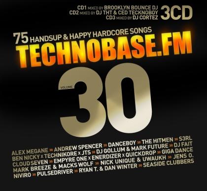 TechnoBase.FM Vol. 30 (3 CDs)