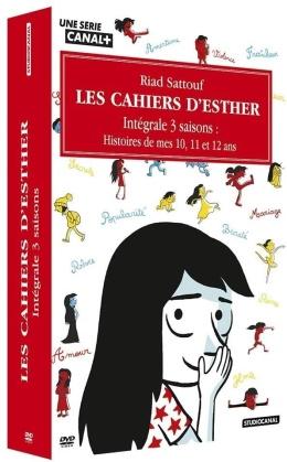 Les Cahiers d'Esther - Saisons 1-3 (3 DVDs)