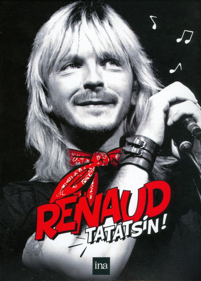 Renaud - Tatatsin! (Schuber, Digipack, 2 DVD + CD)