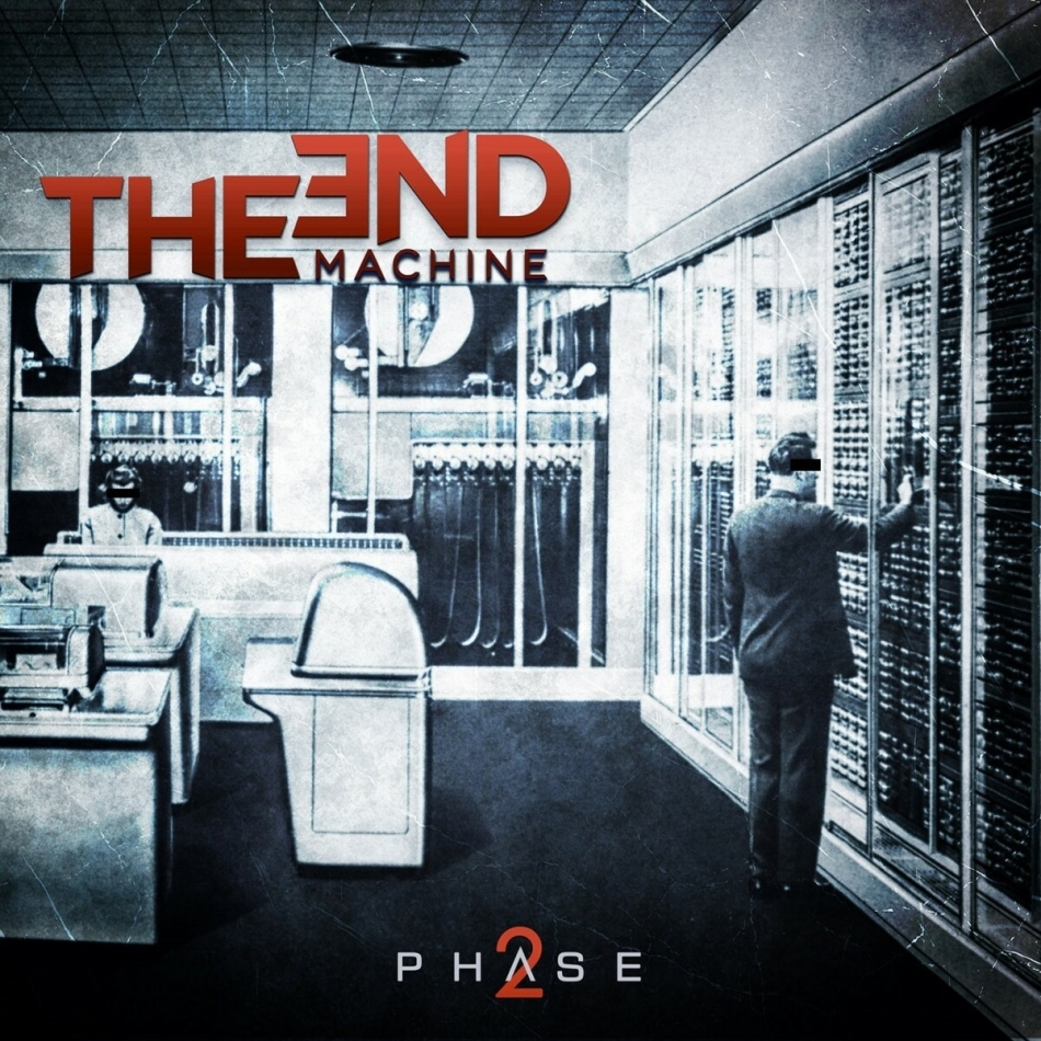 The End Machine (George Lynch) - Phase2